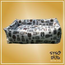 Retro peremes kutyaágy